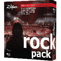 ZILDJIAN A PACK A ROCK