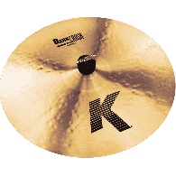 "ZILDJIAN K'CRASH 16"" DARK MEDIUM THIN"