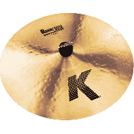 "ZILDJIAN K'CRASH 17"" DARK MEDIUM THIN"