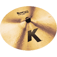 ZILDJIAN K' CRASH 18'' DARK MEDIUM THIN