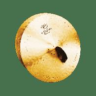 "ZILDJIAN K' CONSTANTINOPLE.17"" ORCHESTRAL - LA PAIRE"