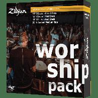 ZILDJIAN K CUSTOM PACK WORSHIP