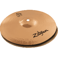 "ZILDJIAN S HI HATS 10"" MINI"