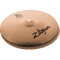 "ZILDJIAN S HI HATS 13"" MASTERSOUND PAIR"
