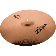 "ZILDJIAN S CRASH 20"" ROCK"