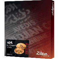 "ZILDJIAN ZBT EXPANDER 18""  CRASH ET CHINA"