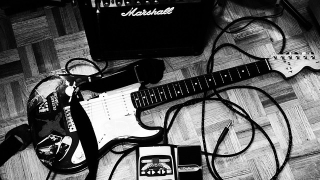 packs de guitare electrique